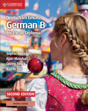 Deutsch im Einsatz Coursebook with Cambridge Elevate Edition