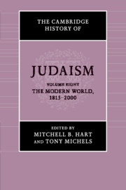 The Cambridge History of Judaism