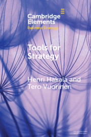 Tools for Strategy