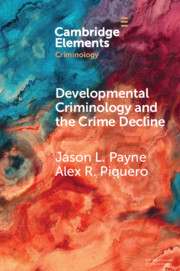 Elements in Criminology