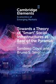Towards a Theory of 'Smart' Social Infrastructures at Base of the Pyramid