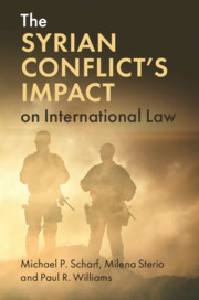 The Syrian Conflict's Impact on International Law