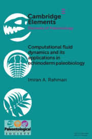 Computational Fluid Dynamics and its Applications in Echinoderm Palaeobiology