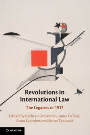 Revolutions in International Law