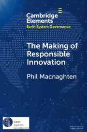 The Making of Responsible Innovation