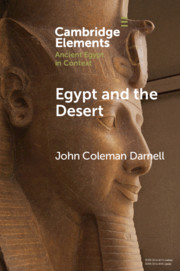 Egypt and the Desert