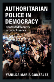 Authoritarian Police in Democracy