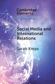 Elements in International Relations