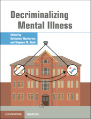 Decriminalizing Mental Illness