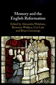 Memory and the English Reformation