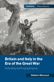 Britain and Italy in the Era of the First World War