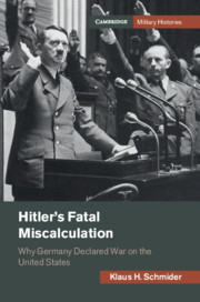 Hitler's Fatal Miscalculation