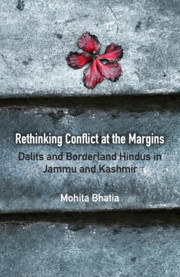Rethinking Conflict at the Margins