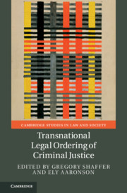 Transnational Legal Ordering of Criminal Justice