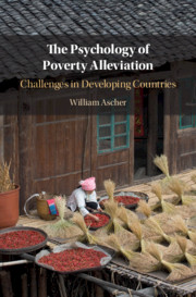 The Psychology of Poverty Alleviation