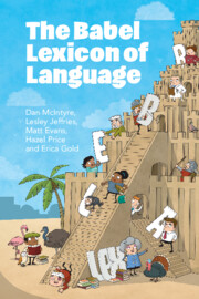 The Babel Lexicon of Language