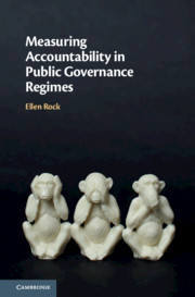Measuring Accountability in Public Governance Regimes