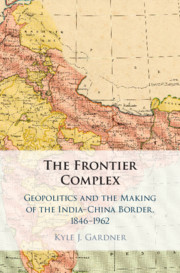 The Frontier Complex
