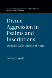 Divine Aggression in Psalms and Inscriptions