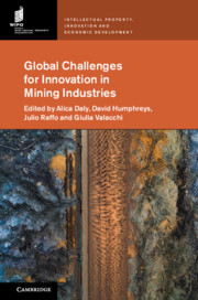 Global Challenges for Innovation in Mining Industries