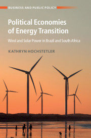 Political Economies of Energy Transition