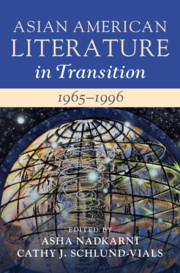 Asian American Literature in Transition