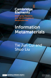 Elements in Emerging Theories and Technologies in Metamaterials
