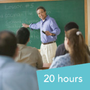 20-hour Online Teacher Development Courses Lesson Planning and Classroom Management