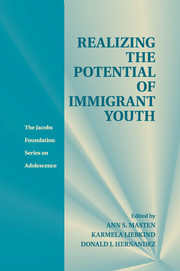 Realizing the Potential of Immigrant Youth