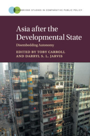 Asia after the Developmental State