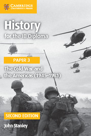 The Cold War and the Americas (1945–1981)