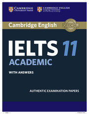 Cambridge IELTS 11 Academic Student's Book with Answers