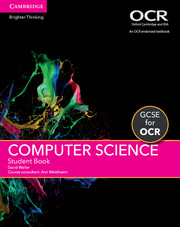 GCSE Computer Science for OCR Student Book