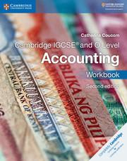 Cambridge IGCSE® and O Level Accounting Workbook