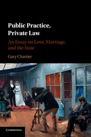 Public Practice, Private Law