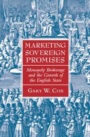 Marketing Sovereign Promises