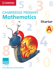 Cambridge Primary Mathematics Starter Activity Book A
