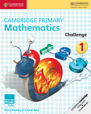 Cambridge Primary Mathematics Challenge 1