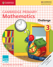 Cambridge Primary Mathematics Challenge 3