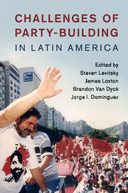 Challenges of Party-Building in Latin America