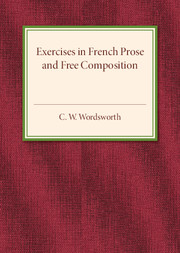 Exercises in French Prose and Free Composition