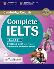 Complete IELTS Bands 4–5