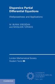 Dispersive Partial Differential Equations