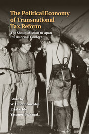 The Political Economy of Transnational Tax Reform