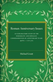Roman Anniversary Issues