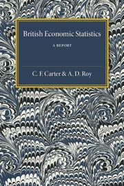 British Economic Statistics