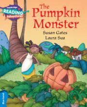 The Pumpkin Monster Blue Band