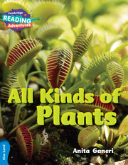 All Kinds of Plants Blue Band