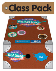 Cambridge Reading Adventures Blue Band Class Pack