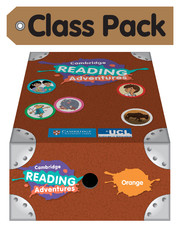 Cambridge Reading Adventures Orange Band Class Pack